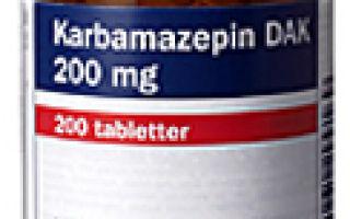 Карбамазепин при алкоголизме – можно ли пить препарат при абстинентном синдроме?