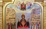 Икона от пьянства – какому святому молиться от алкогольной зависимости?