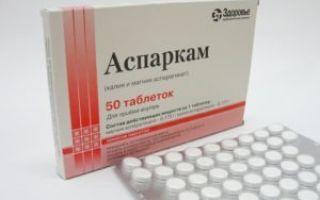 Аспаркам при похмелье – как принимать препарат при алкогольной интоксикации?