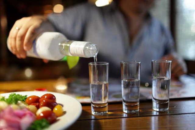 Когда можно пить алкоголь после удаления желчного пузыря?
