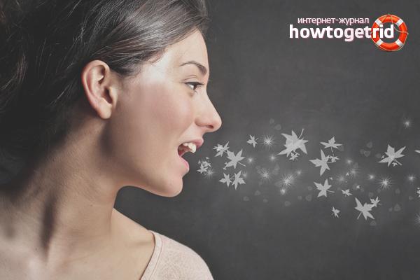 Средство от перегара – как избавиться от неприятного запаха?