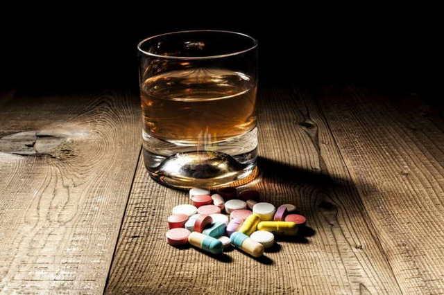 Эссливер форте и алкоголь – можно ли принимать вместе?