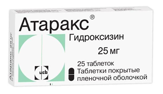Через сколько можно пить алкоголь после Атаракса, а также использование препарата при похмелье