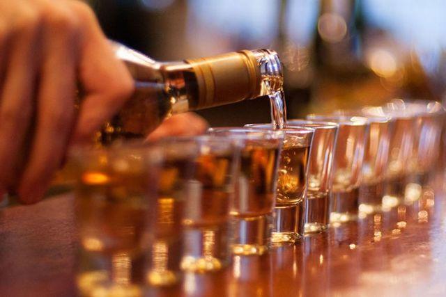Смертельная доза алкоголя промилле в крови