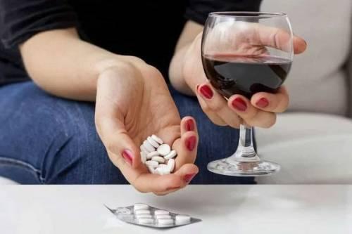 Можно ли пить Капотен после алкоголя – через сколько разрешается принимать лекарство?