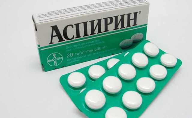 Аспирин при похмелье: можно ли пить и как принимать?