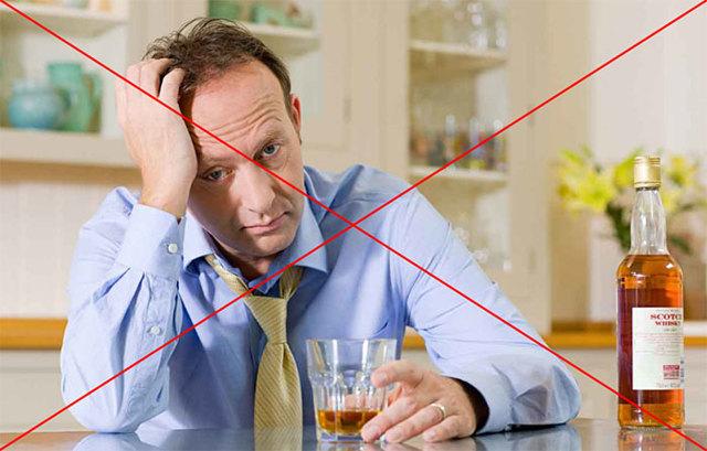 Кокав и алкоголь – можно ли пить спиртное?