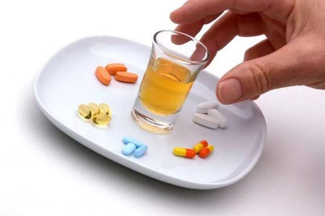 Ибупрофен и алкоголь – через сколько можно употреблять спиртное?