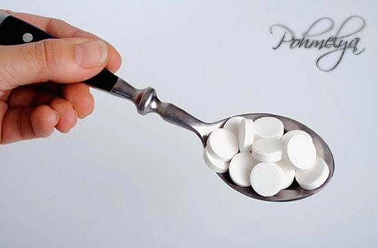 Парацетамол при похмелье от головной боли, способы приема
