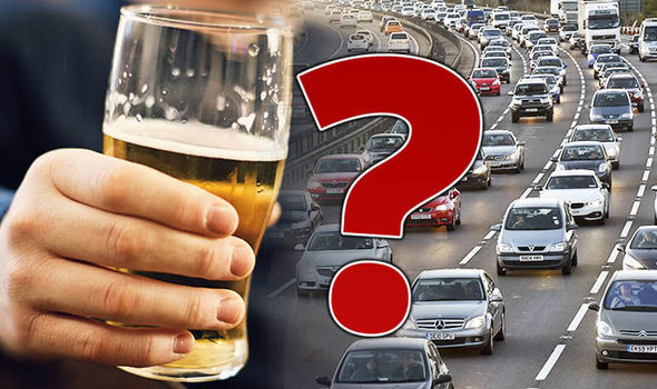 Через сколько можно садиться за руль после алкоголя?