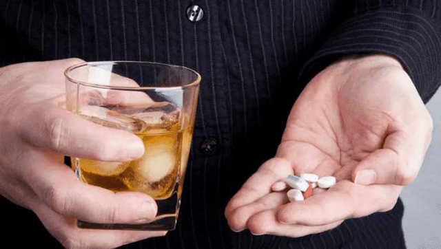 Аллохол и алкоголь – можно ли пить вместе?