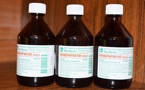 Чемеричная вода от алкоголизма: настойка против пьянке