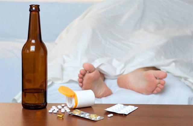 Можно ли Грандаксин пить с алкоголем – когда разрешается употреблять спиртное после препарата?