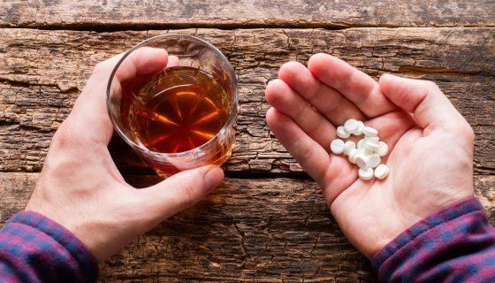 Можно ли пить алкоголь во время применения Панангина?