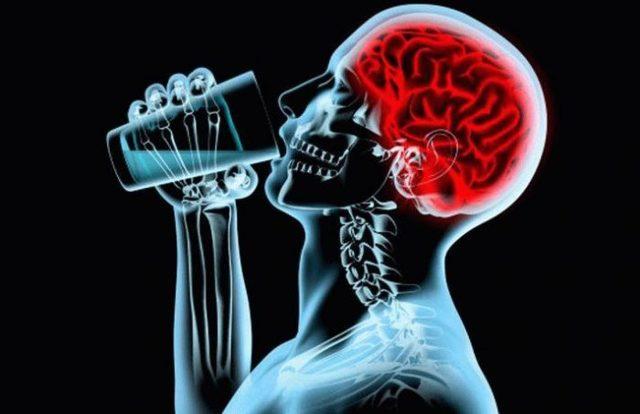 Сопутствующие заболевания и болезни от алкоголя